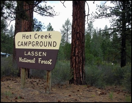 Hat Creek Campground Reviews