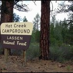 Hat creek campground