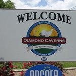 Diamond caverns rv resort golf