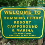 Cummins ferry resort
