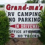 Grandmas rv park