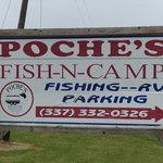 Poches fish camp