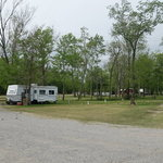 Allemond point campground