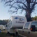 Quiet oaks rv park louisiana