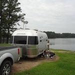 Nakatosh campground
