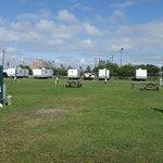 Mardi gras rv park campground