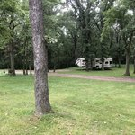 Oakwoods trails campground