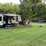 Flying goose campground resort