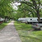 Hope oak knoll camp ground
