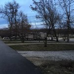 Autumn woods rv park