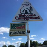 Welcome campground