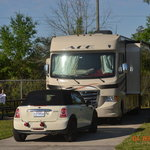 Hollywood casino rv park
