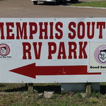 Memphis south rv park campground