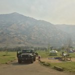 Horse creek campground