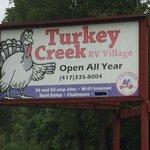 Turkey creek rv village