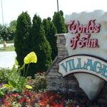 Worlds of fun village