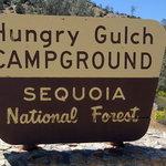 Hungry gulch campground