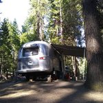 Ice house campground