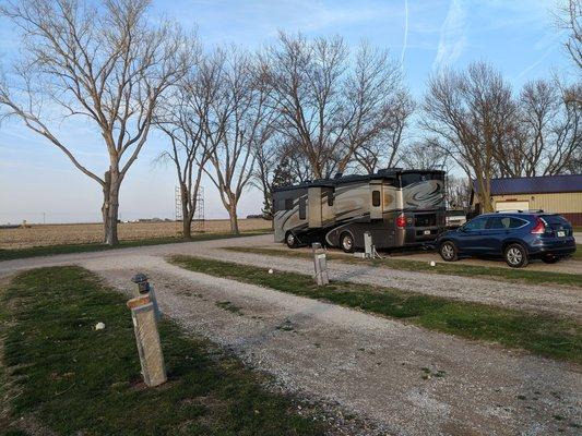Prairie oasis campground cabins