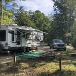 Big timber lake camping resort