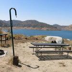 Island park campground
