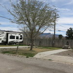 Evergreen mobile home rv park