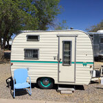Enchanted trails rv park trading post