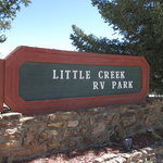 Little creek rv park
