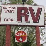 El paso west rv park