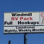 Windmill rv park