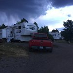 Turquoise trail campground rv park