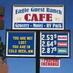 Eagle guest ranch