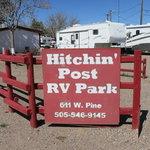 Hitchin post rv park deming nm