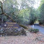 Sugarloaf ridge state park