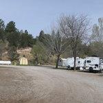 The camp at cloudcroft rv park