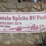 Mountain spirits rv park