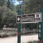 Burro mountain homestead rv park