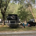 Tumbling waters campground