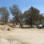 Keysville north recreation site