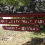 Apple valley travel park