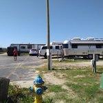 Holden beach fishing pier campground