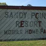 Sandy point resort