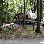 Bear den campground