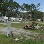 Whispering pines campground north carolina