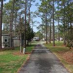 Whispering pines campground north carolina