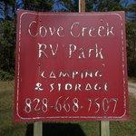 Cove creek rv park