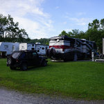 Buck hill campground