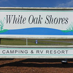 White oak shores camping and rv resort