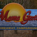 Mama gerties hideaway campground