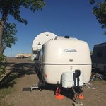 Frontier fort campground
